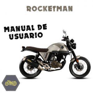 manual de usuario, refacciones, rocketman, vento, la tienda del biker