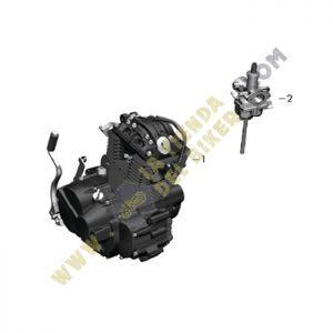 motor y carburador,LA TIENDA DEL BIKER, VENTO, REFACCIONES ORIGINALES